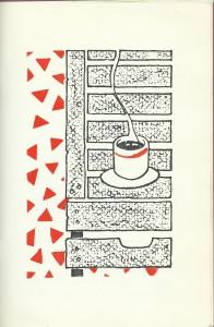 Het Groot Kerstverhaal, Willem Vreeswijk, tekening 2, Huub Laur