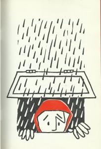 Het Groot Kerstverhaal, Willem Vreeswijk, tekening 6, Huub Laur