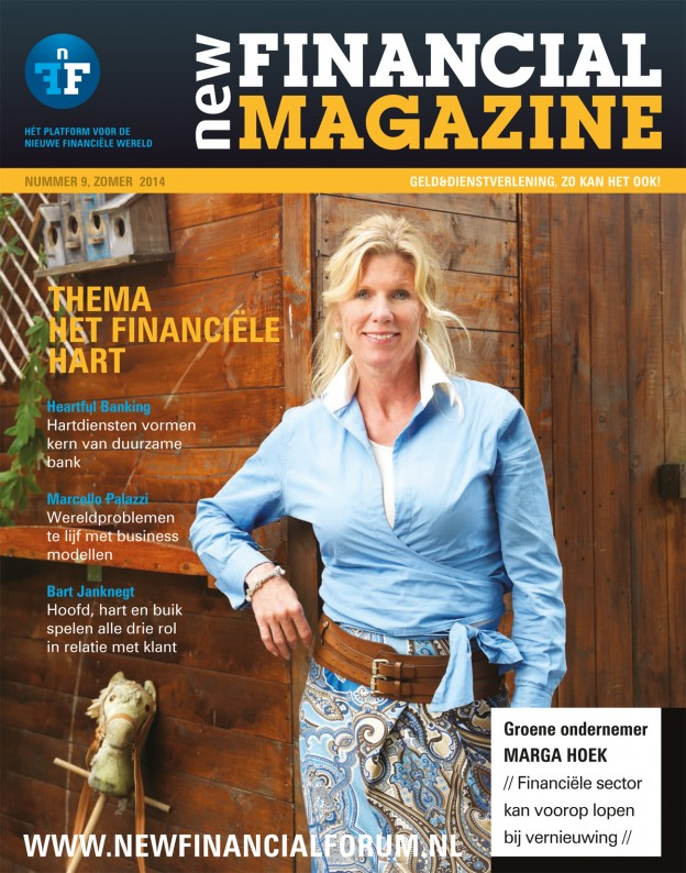 New Financial Magazine, zomereditie 2014