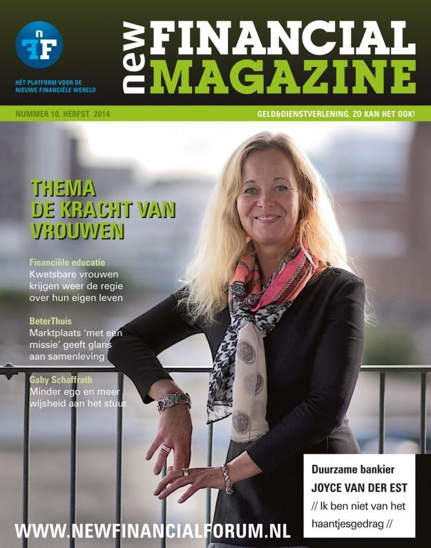 New FInancial Magazine, herfst 2014