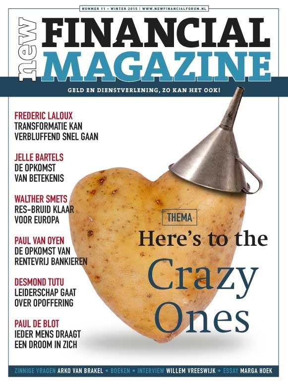 New Financial Magazine, winter 2014-2015