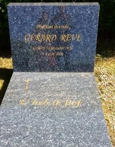 15082016 Machelen aan de Leie, graf Reve